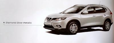 Gambar Spesifikasi Nissan X-Trail 2.0 CVT