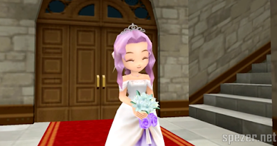 Cara menikah dengan Harvest Goddess di game Harvest Moon Hero of Leaf Valley