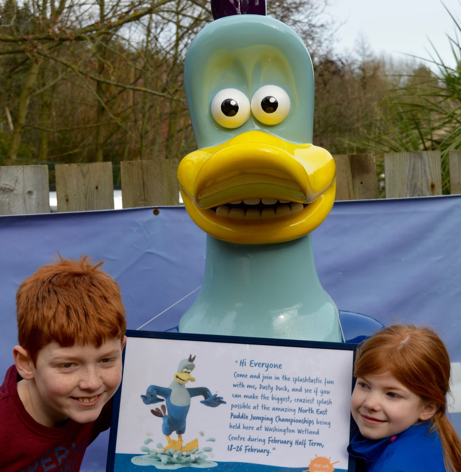 WWT Washington Wetland Centre | An Accessible North East Day Out for the Whole Family - dusty duck