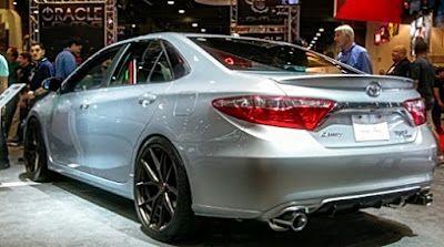 2019 toyota Camry Concept