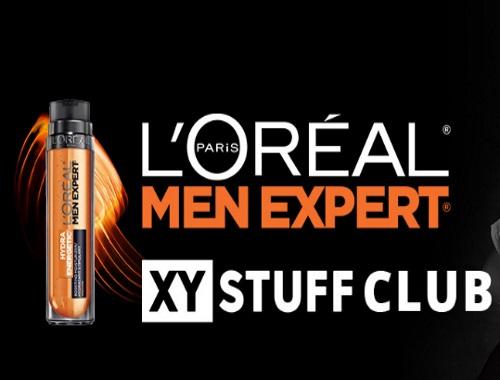 XYStuff L'ORÉAL Paris Men Expert #tryLOREALMenExpert