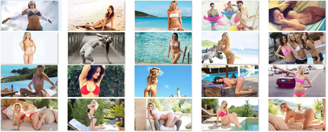 Tổng hợp 500 hình nền 4K Sexy Bikini Girl tuyệt đẹp.