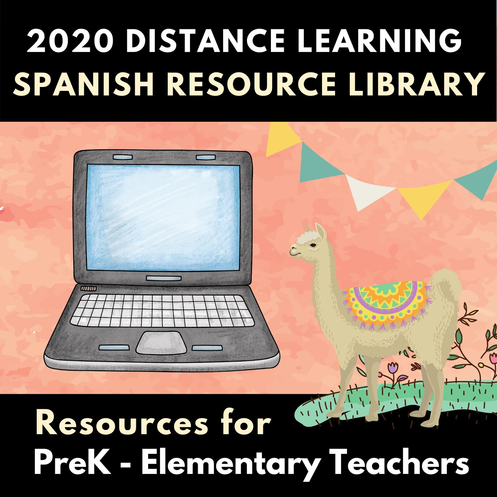 FREE Digital Spanish Resources Library