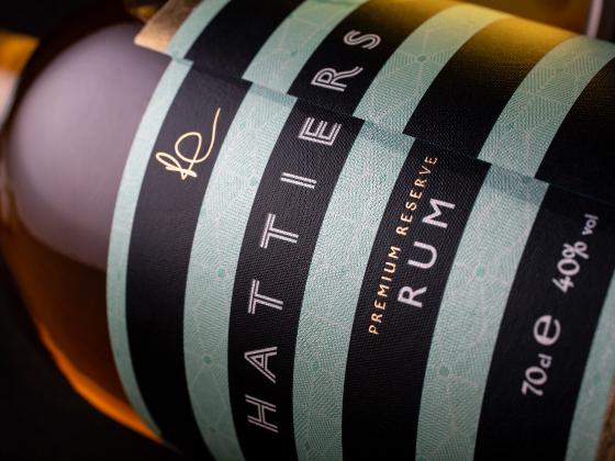 Hattiers Premium Reservice Rum