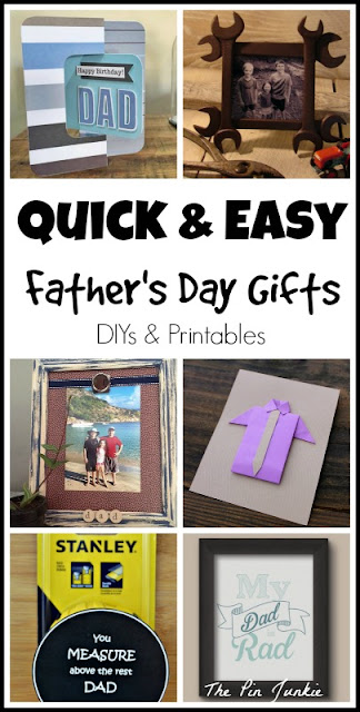 Father's Day Gift Ideas DIY