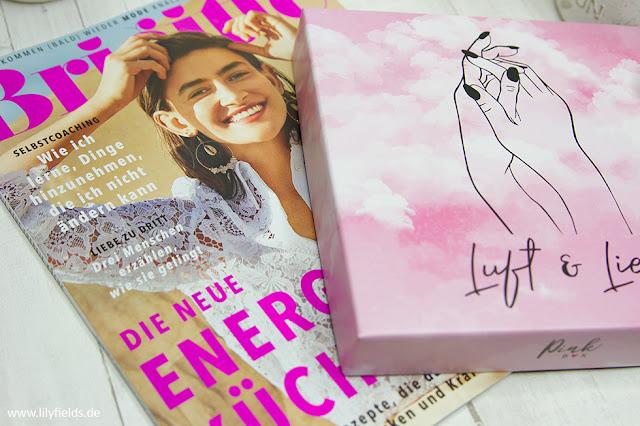 Pink Box - Luft & Liebe - Mai 2020 - unboxing