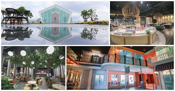 台中東區|台中秀泰廣場站前店S2館|逛街、看電影、小書房、美食、遊樂場、玻璃教堂,一次滿足
