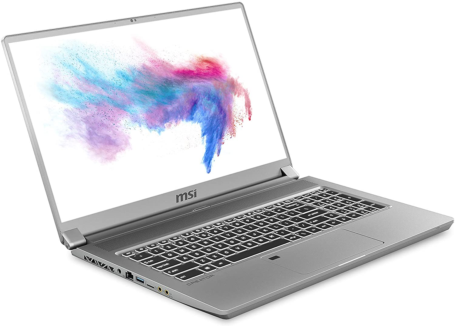 MSI Creator 17 A10SFS (9S7-17G312-410) /Core i7-10875H/32GB/1TB SSD/VGA 8GB/17.3″/Win 10 Home/Space Grey