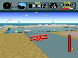 Pilotwings (SNES): o simulador de voo preferido dos Nintendistas