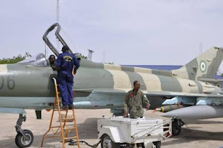 Breaking News! NAF planes crashes ahead of Independence Day parade, 1 dead 3 injured