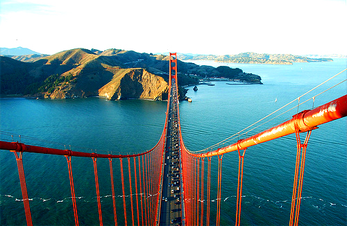 The Golden Gate, San Francisco, California