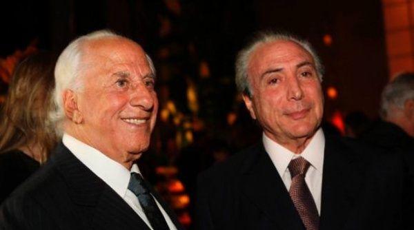 Detienen en Brasil al exasesor y amigo de Temer por trama de sobornos