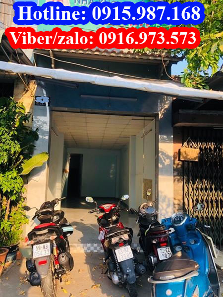 Bán nhà Mặt tiền đường Phạm Thế Hiển phường 7 Quận 8. DTSD 100m2