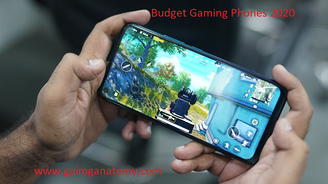 Best Gaming Phones under 10,000 Rs for PUBG.