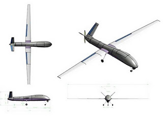 BPPT Siap Uji Pesawat Nirawak MALE