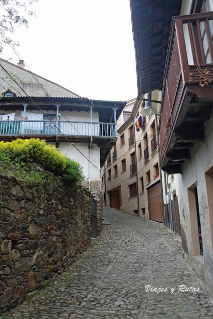 Calle Arrastraculos de Cangas del Narcea
