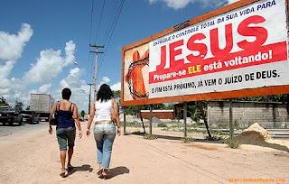 Crecimiento de evangélicos en Brasil