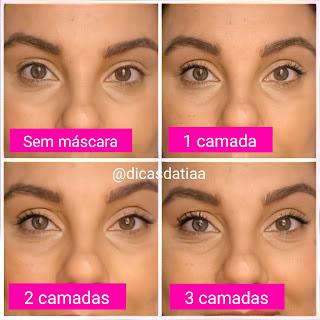 resenha Máscara de Cílios Extra Volume Power Stay Avon dicas da tia efeito