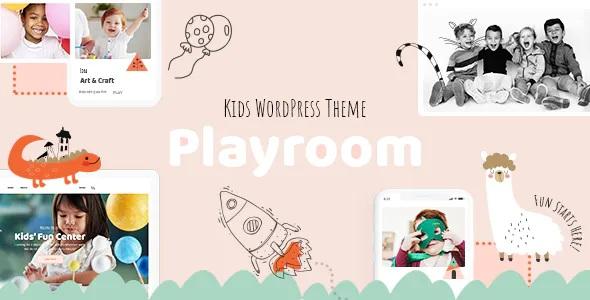 Best Kids WordPress Theme