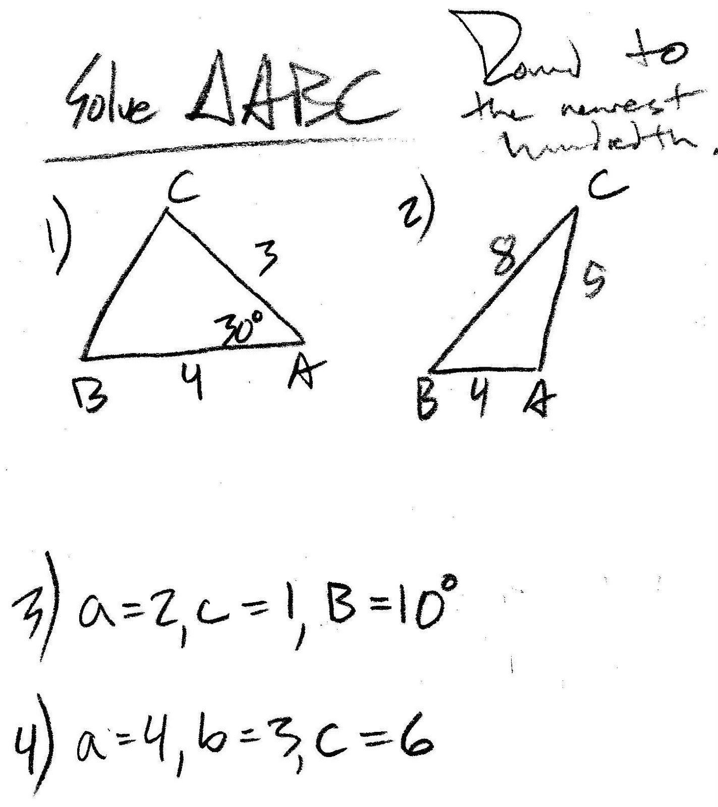 Mr. Suominen's Math Homepage: College Mathematics