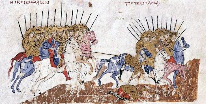 Μάχη του Σπερχειού. Η συντριπτική νίκη των Βυζαντινών που αιφνιδίασαν τους Βουλγάρους