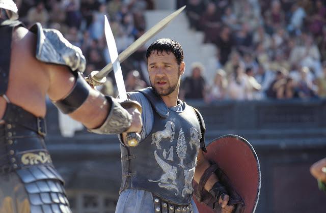 """""""Gladiador"""""""