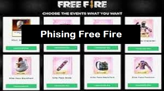 Phising FF
