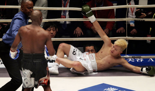 "Floyd Mayweather's ""Fight"" With A Japanese Kickboxing Prodigy Was Dumber Than Anyone Could Have Hoped For"