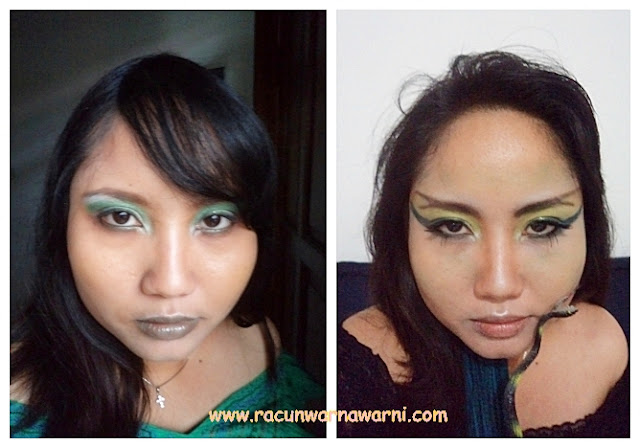 Envy Make Up Look