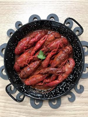 Cómo cocinar CANGREJOS DE RÍO EN SALSA ¡Picantones y Deliciosos!