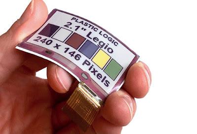 pantalla tinta electrónica