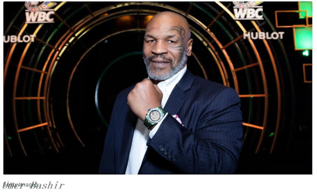 Mike Tyson will play Roy Jones Jr. in an exhibition boxing match in September this year