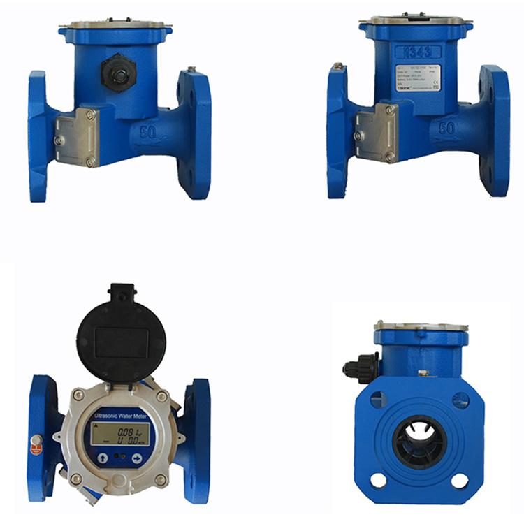 BQ-PULF Duel Channel Ultrasonic Water Flow Meter