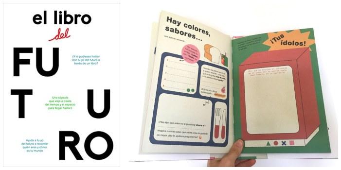 cuentos libros lecturas recomendadas verano 2018 El libro del futuro
