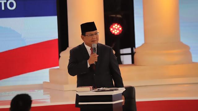 Janjikan Swasembada, Prabowo: Kita Harus Berdiri di Atas Kaki Sendiri