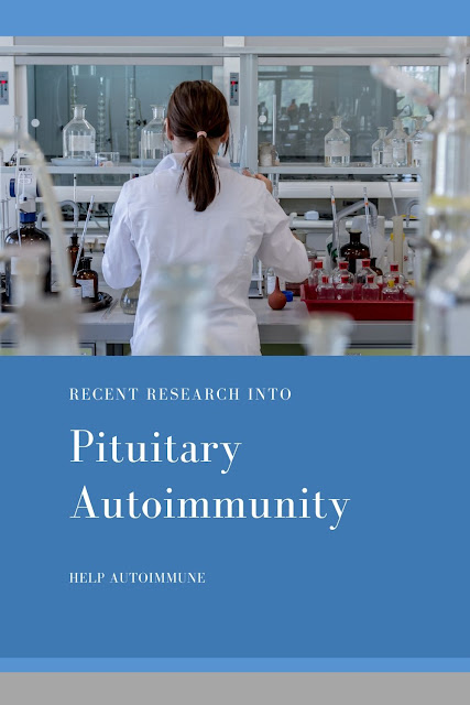 Remission of Pituitary Autoimmunity Induced by  Diet