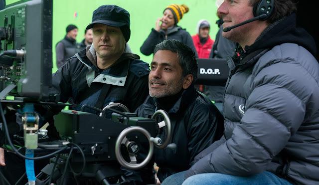"""Elenco de """"Invasão a Londres"""" fala sobre o diretor Babak Najafi"""