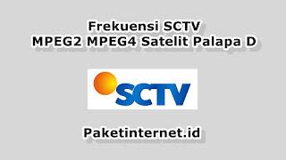 Frekuensi SCTV Terbaru