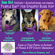 Purple Day® Blog Hop is Here! Show Us Your Purple in Support of Those Living With Epilepsy