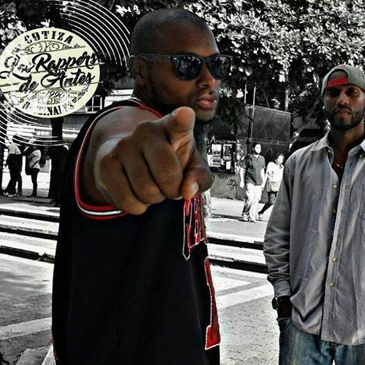 Los Rappers de Antes (raperos de  venezuela )