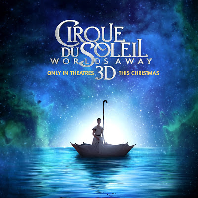 Cirque Du Soleil: Worlds Away 3D for iPad Wallpaper