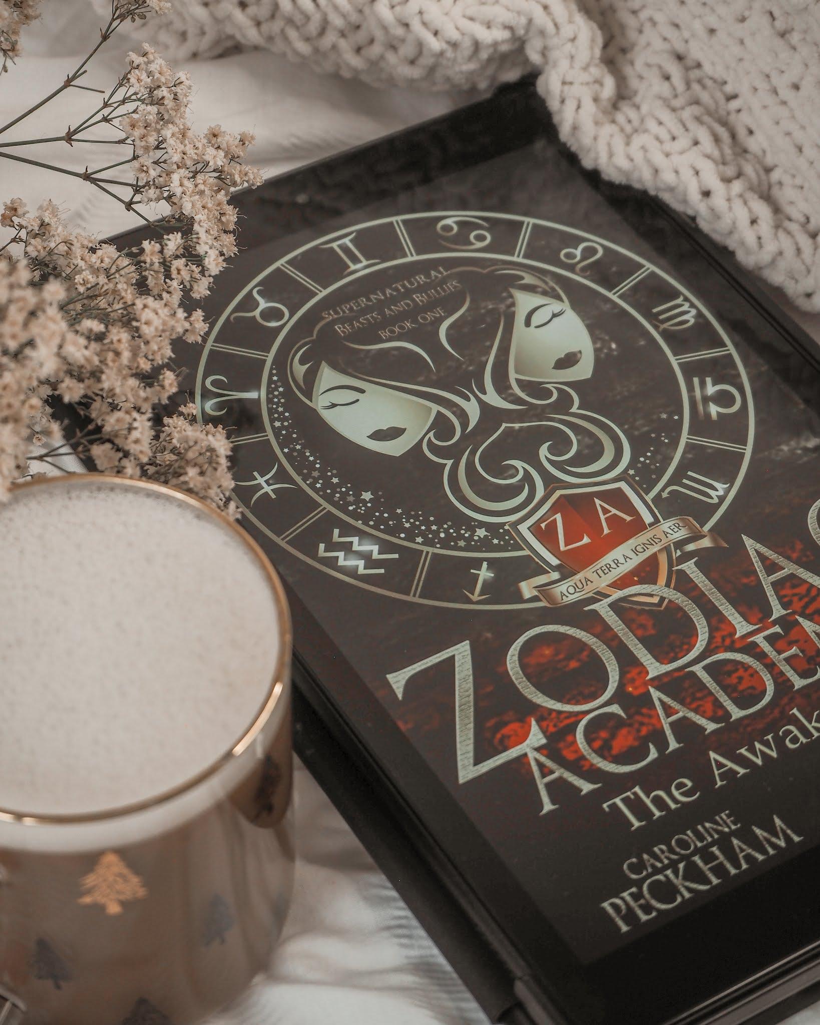 Zodiac Academy book