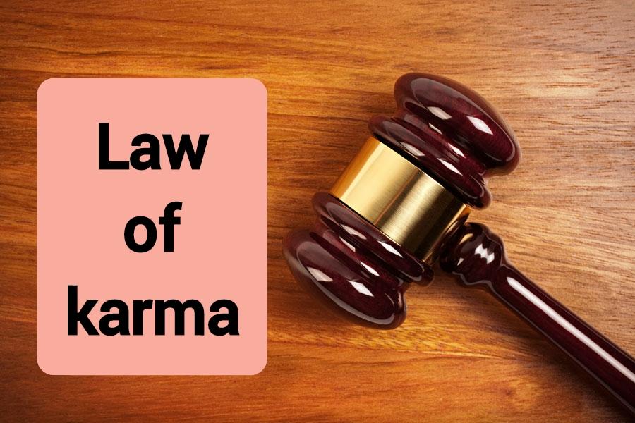 कर्म का चक्र क्या है | law of karma in hindi