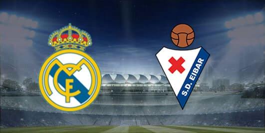مباراة ريال مدريد وايبار بتاريخ 09-11-2019 الدوري الاسباني