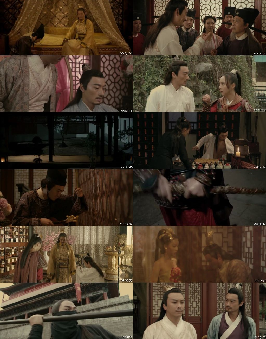 The Poison at the East Palace 2018 Full Movie Online Watch HDRip 720p Dual Audio