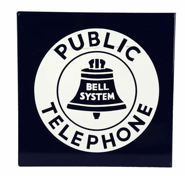 Эмблема телефонной компании США