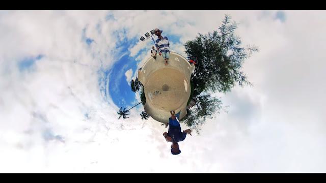 """Nomadebeatz lança videoclipe da música """"Nem tudo me convém"""", com imagens em 360º."""