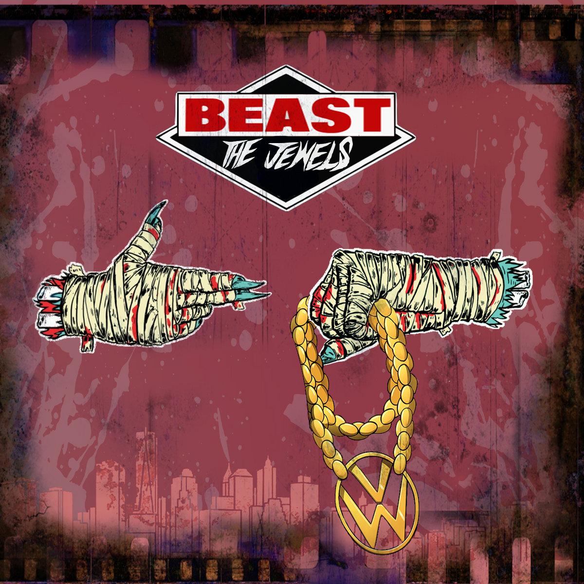 Beast the Jewels | Beastie Boys vs Run the Jewels | David Begun MashUp Tape im Stream und Download