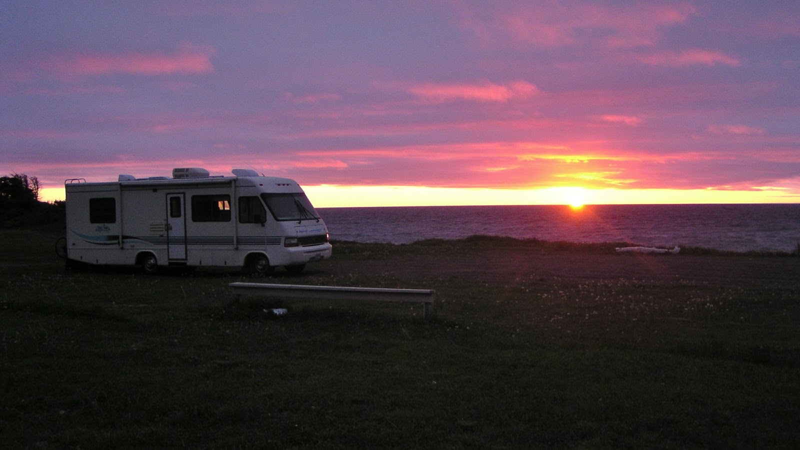 travel with kevin and ruth   boondocking in nova scotia