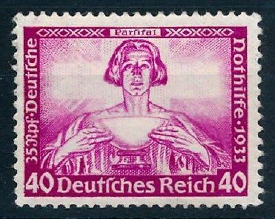 Richard Wagner's opera Parsifal Geman Reich Michel 507
